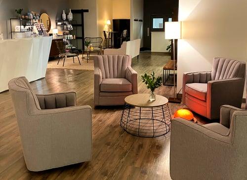private lounge rental