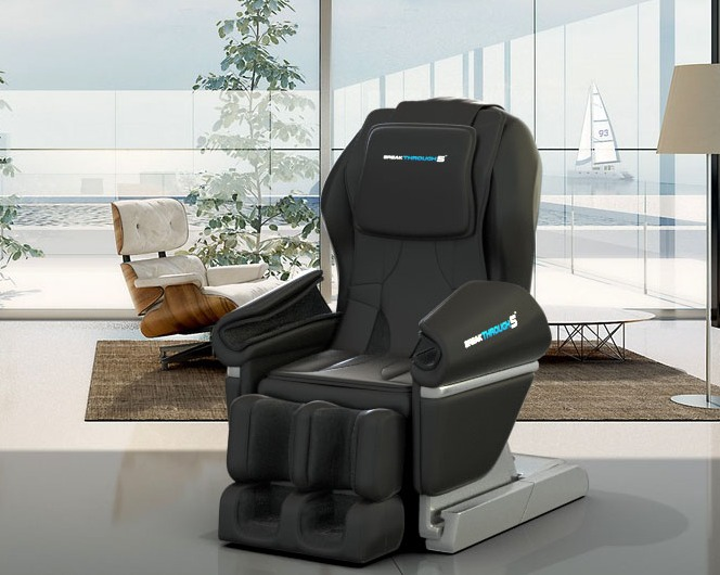 massage chair in room-1